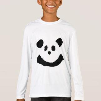 Cara da panda camiseta
