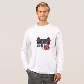 Cara do Gym, camisa da malhação T