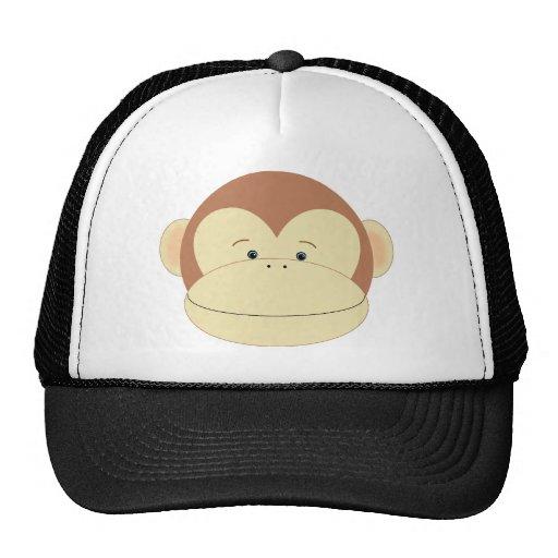 Cara do macaco boné