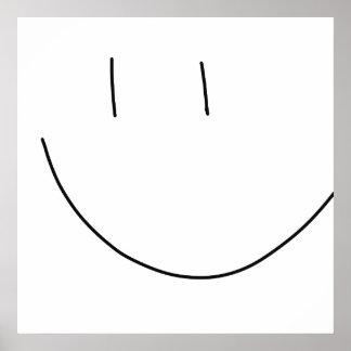 Cara do sorriso