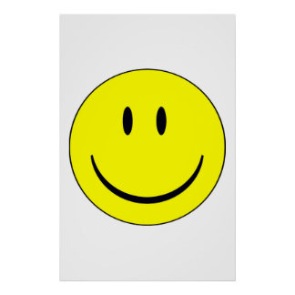 Cara do sorriso poster
