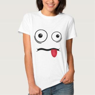 Cara Funky Camiseta