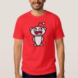 Cara impressionante de Reddit T-shirts