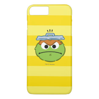 Cara irritada de Oscar Capa iPhone 7 Plus