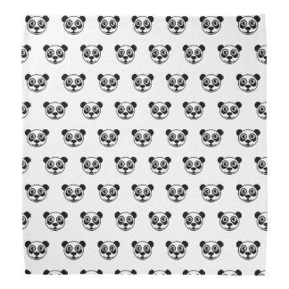 Cara TP da panda Bandanas