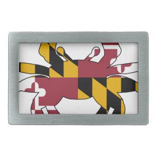 Caranguejo da bandeira de Maryland