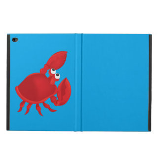Caranguejo dos desenhos animados capa para iPad air 2