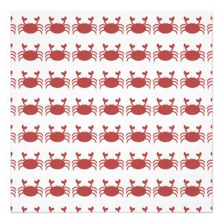 Caranguejo vermelho