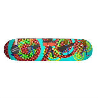 Caras magros Sk8 Skates Personalizados