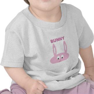 Caráter bonito do coelhinho da Páscoa T-shirt