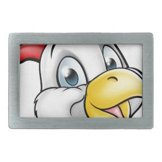 Caráter do galo da galinha dos desenhos animados