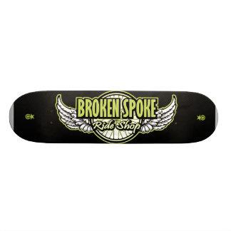 Carbono Skatedeck v.ps de BSRS Shape De Skate 18,4cm