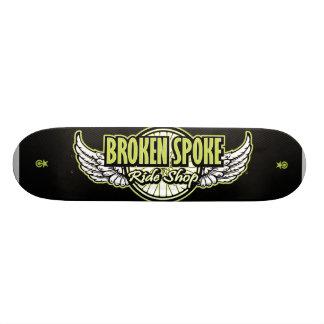 Carbono Skatedeck v.ps de BSRS Skate