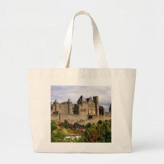 Carcassonne, France Sacola Tote Jumbo