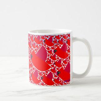 cardeais caneca de café
