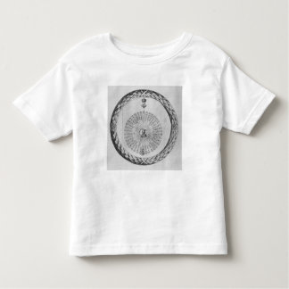 Cardeal Richelieu como o centro do sol Camisetas