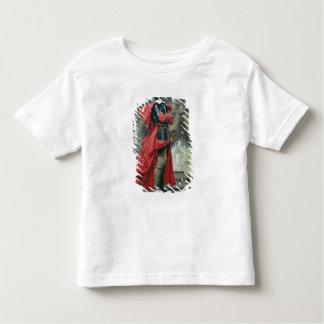 Cardeal Richelieu na parede de mar no La T-shirt