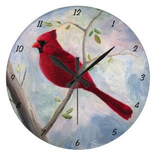 Cardinal Relógio Grande