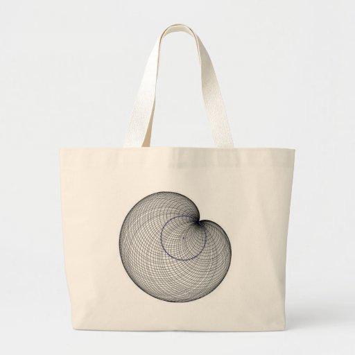 cardioide bolsas para compras