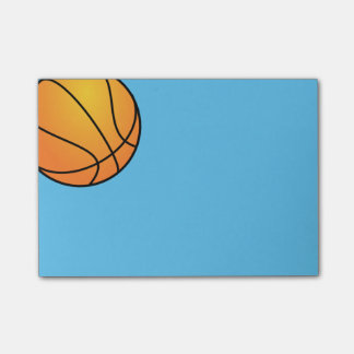 Cargo--Nota-Basquetebol Post-it Note