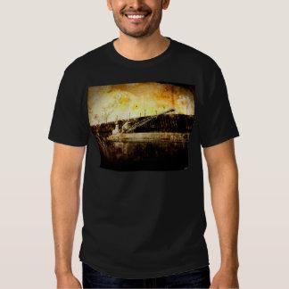 Cargueiro do minério de ferro camiseta