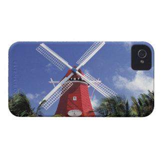 Caribe, Aruba. Moinho velho, convertido 'no moinho Capas Para iPhone 4 Case-Mate