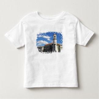 Caribe, Cuba, Havana. Havana velho, Castillo Tshirts
