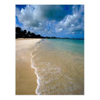 Caribe, ilhas de Leeward, Antígua, Dickenson Cartão Postal