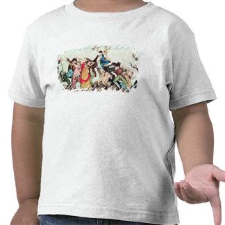 Caricatura no cometa 1811, c.1811 camisetas