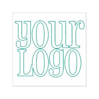 Carimbo Auto Entintado Seu selo deCobertura de borracha do logotipo feito