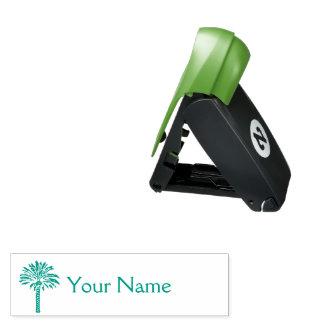 Carimbo De Bolso Palmeira personalizada