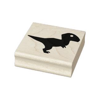 Carimbo De Borracha Dinossauro