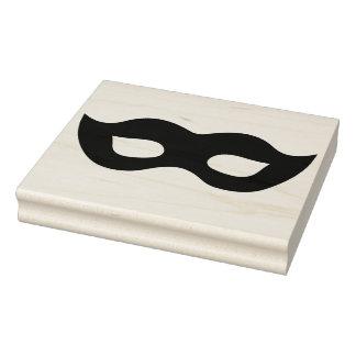 Carimbo De Borracha Selo de borracha da arte da silhueta da máscara do