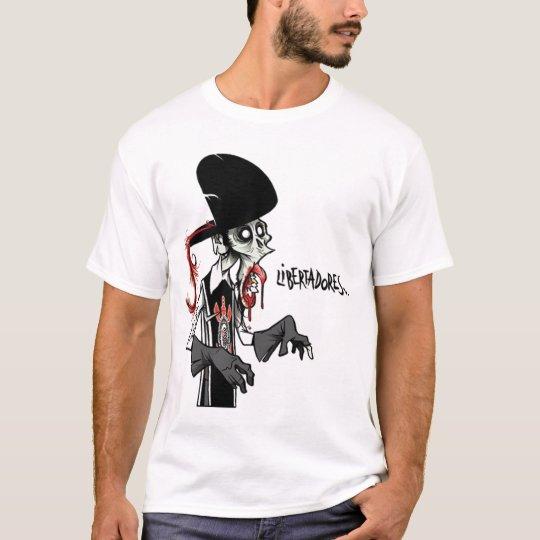 Carintiano zombi camiseta