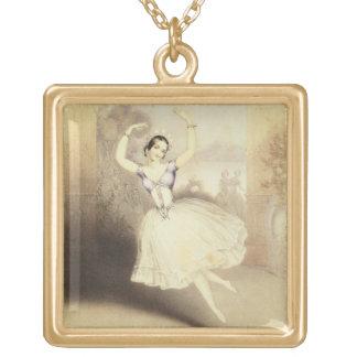 Carlotta Grisi (1819-99) no balé do Peri Bijuterias Personalizadas