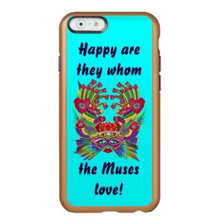 Carnaval a opinião dos musas 1R sobre o design Capa Incipio Feather® Shine Para iPhone 6