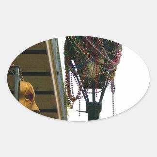 Carnaval Adesivos Em Formato Ovais