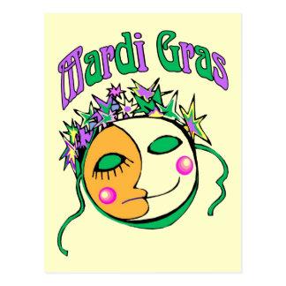 Carnaval Cartão Postal