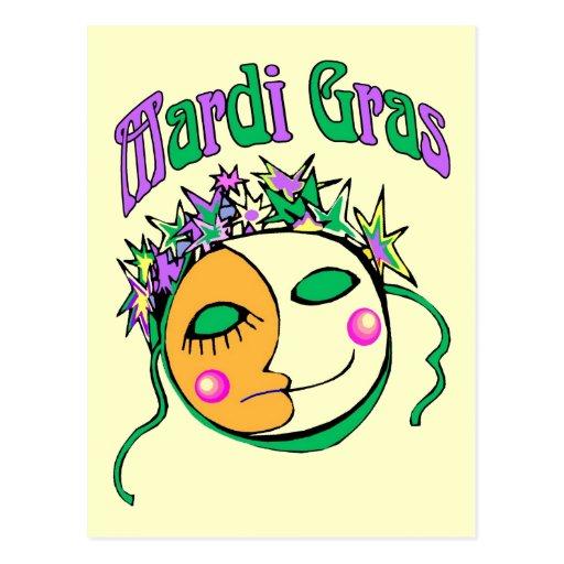 Carnaval Cartões Postais