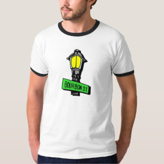 Carnaval da rua de Bourbon Tshirt