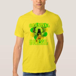 Carnaval de Brasil T-shirts