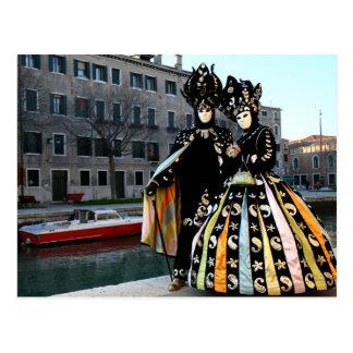 Carnaval de Veneza Cartoes Postais