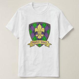 Carnaval do teste padrão do carnaval camiseta