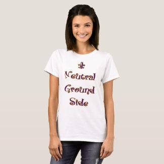 Carnaval - lado da terra neutra camiseta