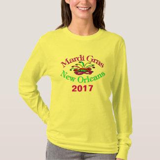 Carnaval Nova Orleães 2017 Camiseta