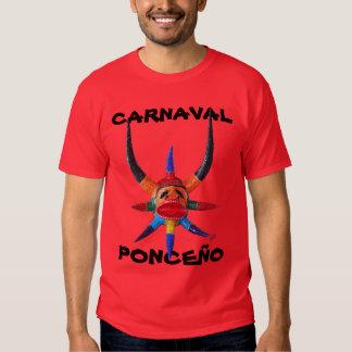 Carnaval Ponceño T-shirts