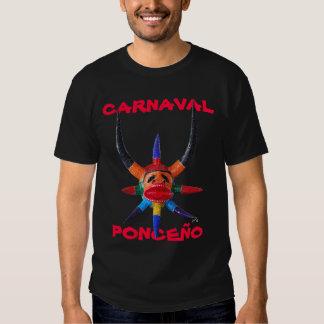 Carnaval Ponceño Tshirts