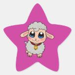 Carneiros bonitos adesito estrela