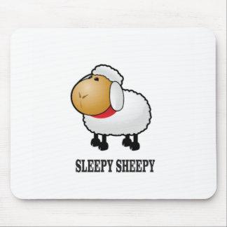 carneiros sonolentos mousepad