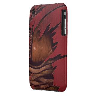 Carnívoro - caso protetor do iPhone 3 Capinhas Para iPhone 3
